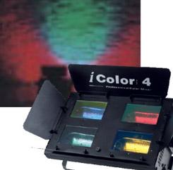 四色图案效果器