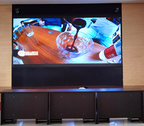 新乡车管所全彩室内P2.5大屏显示万博manxbet顺利竣工